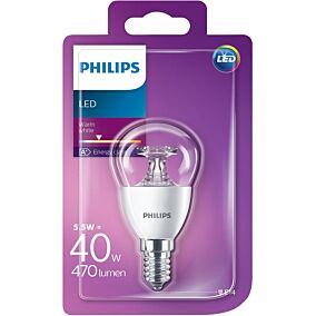 Λάμπα PHILIPS LED 5,5W E14 P45