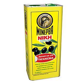 Πυρηνέλαιο ΜΙΝΕΡΒΑ Νίκη ραφινέ (5lt)