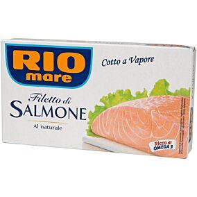 Κονσέρβα RIO MARE φιλέτο σολομού σε νερό (150g)