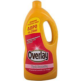 Καθαριστικό OVERLAY classic παρκετίνη (1lt)