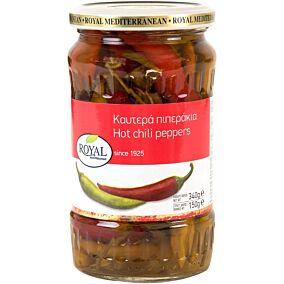 Πιπεριές ROYAL καυτερές (150g)