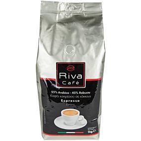 Καφές RIVA CAFÉ espresso silver σε κόκκους (1kg)