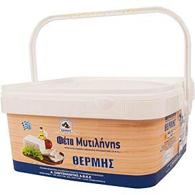 Τυρί ΣΑΝΤΖΗΛΙΩΤΗΣ φέτα (~4kg)