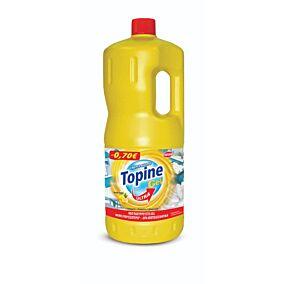 Χλωρολευκαντικό TOPINE λεμόνι σε gel (2lt)