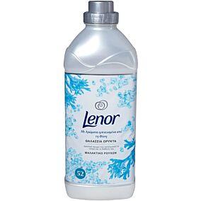 Μαλακτικό ρούχων LENOR θαλάσσια ορυκτά συμπυκνωμένο (52μεζ.)