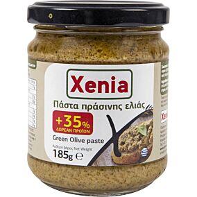 Πάστα ελιάς XENIA πράσινης (185g)