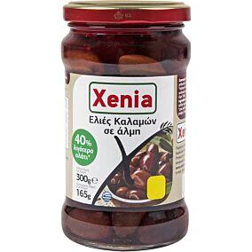 Ελιές XENIA καλαμών με 40% λιγότερο αλάτι (300g)