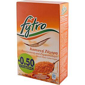 Ζάχαρη FYTRO ακατέργαστη (500g)