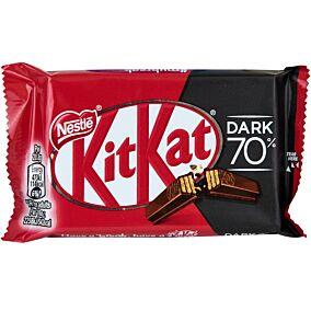 Γκοφρέτα KIT KAT dark 70% (41,5g)