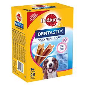 Σνακ PEDIGREE σκύλου DENTASTIX (4x180g)