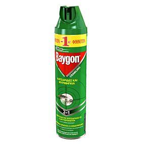 Κατσαριδοκτόνο BAYGON σε σπρέι -1€ (400ml)