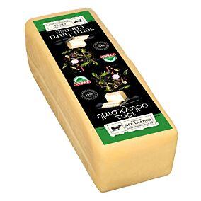 Τυρί ΤΥΡΑΣ αρχοντικό ημίσκληρο (~2,5kg)