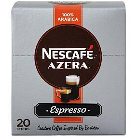 Καφές NESCAFÉ AZERA espresso sticks (20x2,5g)