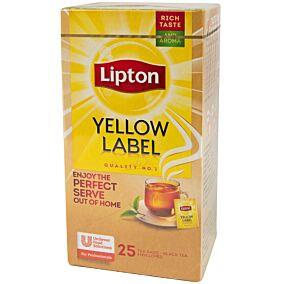 Τσάι LIPTON μαύρο (25x1,5g)