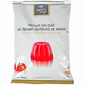Μείγμα MASTER CHEF ζελέ φράουλα (2kg)