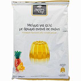 Μείγμα MASTER CHEF ζελέ ανανά (2kg)