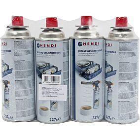 Φιάλες αερίου HENDI για φλόγιστρο 227g (4τεμ.)