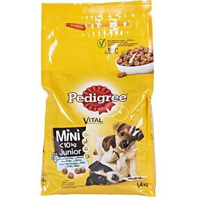 Τροφή PEDIGREE σκύλου με κοτόπουλο και ρύζι (1,4kg)