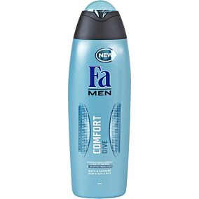 Αφρόλουτρο FA Men Comfort Dive (750ml)