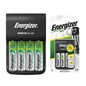Φορτιστής μπαταριών ENERGIZER Base 4AA