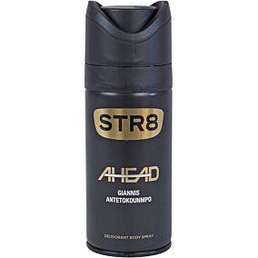 Αποσμητικό σώματος STR8 AHEAD, σε σπρέι (150ml)