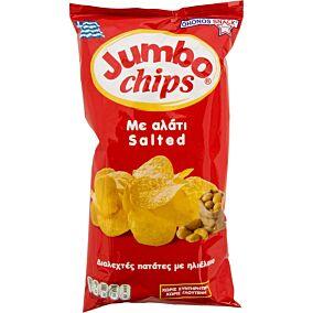 Πατατάκια JUMBO με αλάτι (50g)