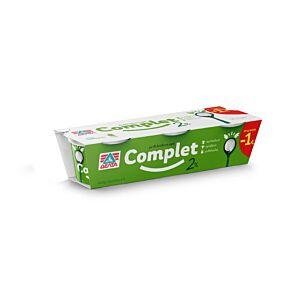 Γιαούρτι επιδόρπιο ΔΕΛΤΑ complet 2% λιπαρά -1€€ (3x200g)