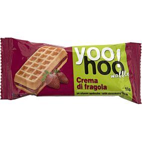 Βάφλα YOO HOO φράουλα (50g)
