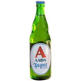 Επιστρεφόμενη φιάλη ΑΛΦΑ χωρίς αλκοόλ (20x500ml)