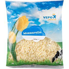 Τυρί VEPO mozzarella σε κύβους (1kg)