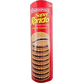 Μπισκότα SUPER RONDO σοκολάτα (500g)