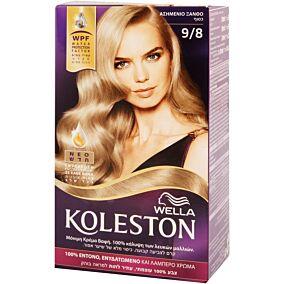 Βαφή μαλλιών WELLA Koleston no.9/8 (50ml)