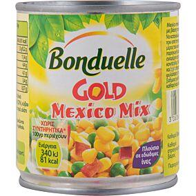 Κονσέρβα BONDUELLE καλαμπόκι Mexico mix (170g)