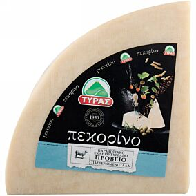 Τυρί ΤΥΡΑΣ πεκορίνο πρόβειο (~2kg)