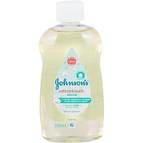 Λοσιόν σώματος JOHNSON'S baby aloe cotton touch (300ml)