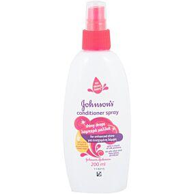 Κρέμα μαλλιών JOHNSON'S Kids Shiny Drops, σε σπρέι (200ml)