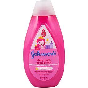 Σαμπουάν JOHNSON'S Kids shiny drops (500ml)
