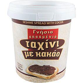 Ταχίνι ΑΦΟΙ ΧΑΪΤΟΓΛΟΥ με κακάο (500g)