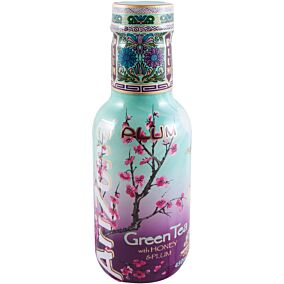 Αφέψημα ARIZONA green tea with ginseng and plum tea (450ml)