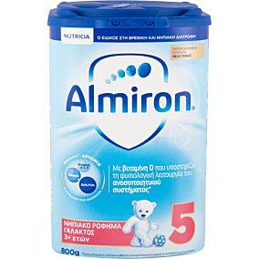 Γάλα σε σκόνη ALMIRON 5 (800g)
