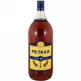 Μπράντυ METAXA 3* 33% vol. (2lt)