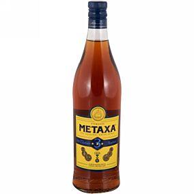 Μπράντυ METAXA 3* 33% vol. (1lt)