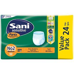 Πάνες SANI VP Νο.2 Medium για την ακράτεια (24τεμ.)