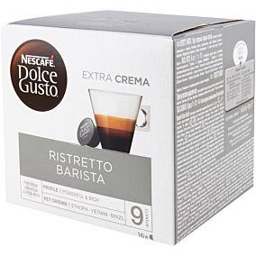 Καφές NESCAFÉ dolce gusto barista σε 16 κάψουλες (112g)
