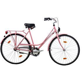 """Ποδήλατο πόλης COSMOS CITY 28"""" ροζ"""