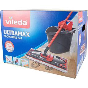 Σύστημα καθαρισμού VILEDA Ultramax 10lt