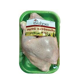 Κοτόπουλο ΝΙΤΣΙΑΚΟΣ μπούτι νωπό σε δισκάκι εγχώριο