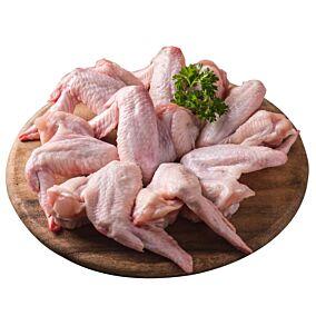 Κοτόπουλο ΝΙΤΣΙΑΚΟΣ φτερούγα νωπό σε δισκάκι εγχώριο