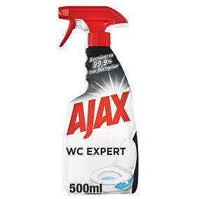 Καθαριστικό AJAX wc expert με αντλία, σε σπρέι (500ml)