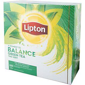 Αφέψημα LIPTON πράσινο (100x130g)